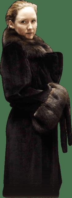 Пошив изделий из натурального меха